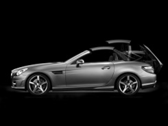 Variodach Mercedes SLK 55 AMG Tuning