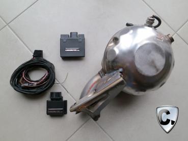 Power Soundmodul für Mercedes wie Active Sound System