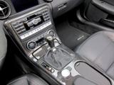 Mittelkonsole Carbon SLK 55 AMG